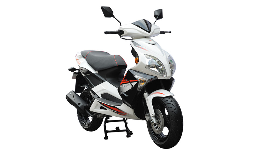 Electric Bike: Qingqi Electric Bike
